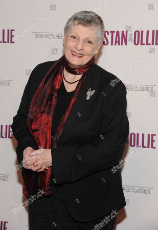 Editorial image of 'Stan & Ollie' film premiere, Arrivals, New York, USA - 10 Dec 2018