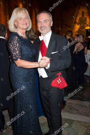 Jan Bjorklund, Anette Björklund Brifalk