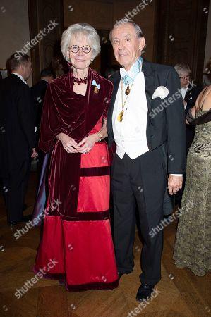 Kerstin Eliasson, Jan Eliasson