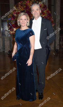 Magdalena Andersson, Richard Friberg