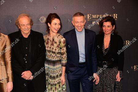 Patrick Chesnais, Olga Kurylenko, Vincent Cassel