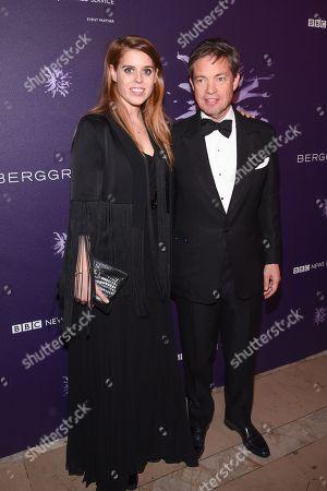 Princess Beatrice of York and Nicolas Berggruen