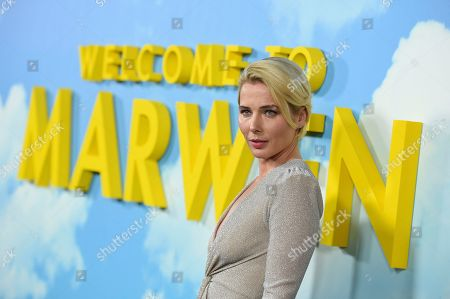 """Editorial photo of LA Premiere of """"Welcome to Marwen"""", Los Angeles, USA - 10 Dec 2018"""