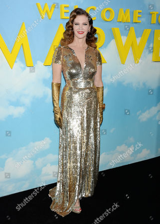 Editorial picture of 'Welcome to Marwen' film premiere, Arrivals, Los Angeles, USA - 10 Dec 2018