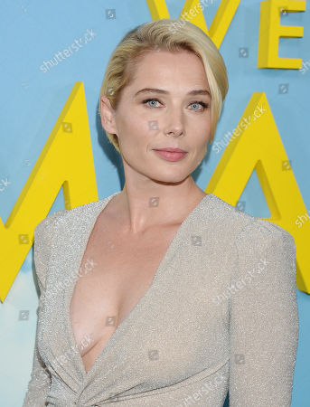 Editorial image of 'Welcome to Marwen' film premiere, Arrivals, Los Angeles, USA - 10 Dec 2018