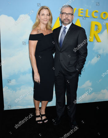 Nancy Carell and Steve Carell