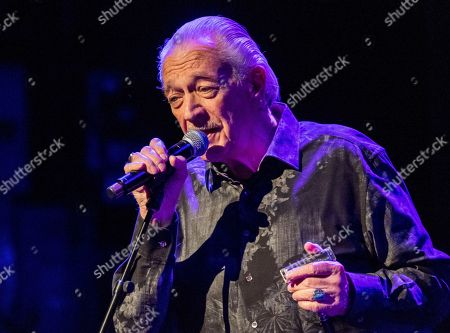"""Stock Picture of Charlie Musselwhite performs at Cyndi Lauper's 8th Annual """"Home for the Holidays"""" benefit concert at the Beacon Theatre, in New York"""
