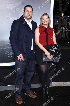 Max Adler and Jennifer Adler