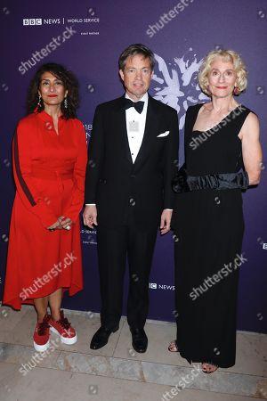 Editorial image of Berggruen Prize Gala, Arrivals, New York, USA - 10 Dec 2018