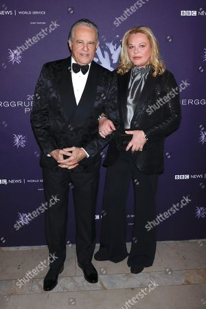 Editorial photo of Berggruen Prize Gala, Arrivals, New York, USA - 10 Dec 2018