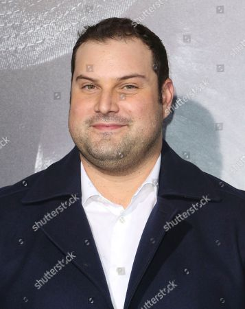"""Max Adler arrives at the world premiere of """"The Mule"""", at the Westwood Regency Village Theatre in Los Angeles"""