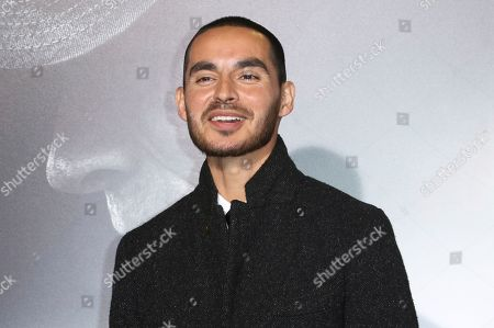 """Manny Montana arrives at the world premiere of """"The Mule"""", at the Westwood Regency Village Theatre in Los Angeles"""