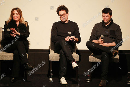Christina Steinberg, Phil Lord and Chris Miller