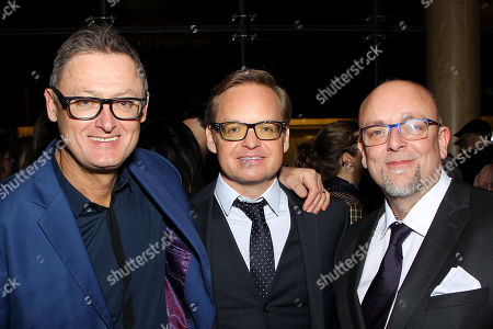Jeff Pope (Screenwriter), Jon S Baird (Director), Mark Coulier (Make-up Artist)