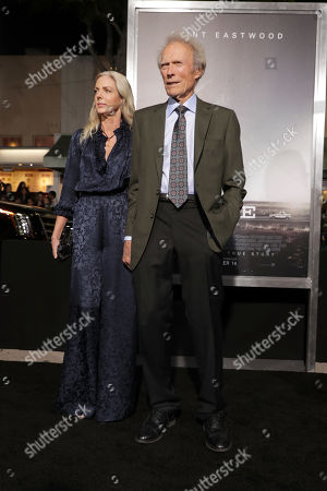 Christina Sandera, Clint Eastwood, Director/Producer/Actor,