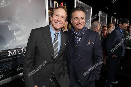 Steve Guttenberg, Andy Garcia