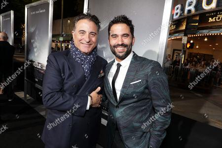 Andy Garcia, Ignacio Serricchio