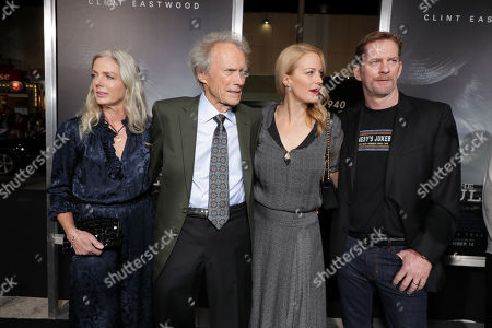 Christina Sandera, Clint Eastwood, Director/Producer/Actor, Alison Eastwood, Stacy Poitras