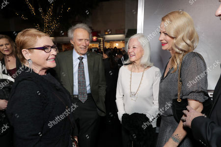 Dianne Wiest, Clint Eastwood, Director/Producer/Actor, Maggie Johnson, Alison Eastwood