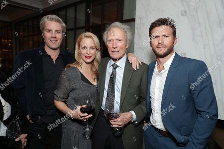 Kyle Eastwood, Alison Eastwood, Clint Eastwood, Director/Producer/Actor, Scott Eastwood