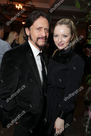 Clifton Collins Jr., Francesca Fisher-Eastwood