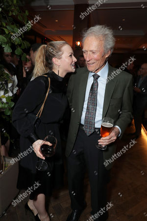 Francesca Fisher-Eastwood, Clint Eastwood, Director/Producer/Actor,