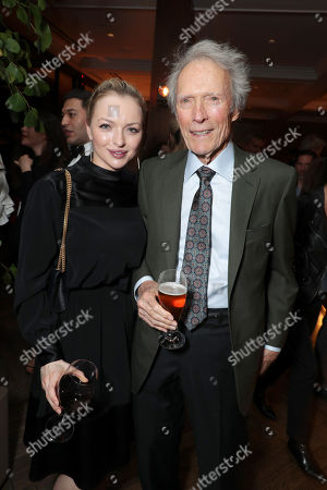 Francesca Fisher-Eastwood, Clint Eastwood, Director/Producer/Actor,