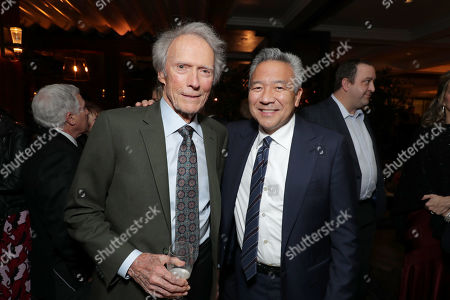 Clint Eastwood, Director/Producer/Actor, Kevin Tsujihara, Chairman and Chief Executive Officer of Warner Bros.,