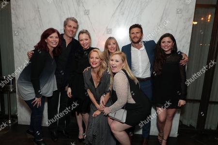 Kimber Lynn Eastwood, Kyle Eastwood, Francesca Fisher-Eastwood, Alison Eastwood, Laurie Eastwood, Kathryn Eastwood, Scott Eastwood, Morgan Eastwood