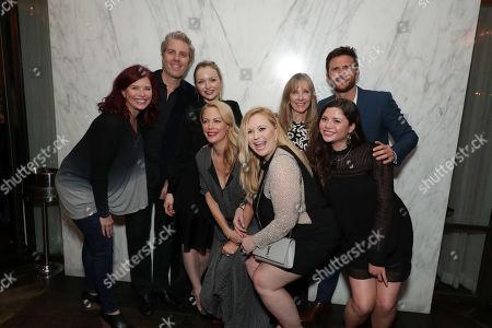 Kimber Lynn Eastwood, Kyle Eastwood, Francesca Fisher-Eastwood, Alison Eastwood, Laurie Eastwood, Kathryn Eastwood, Morgan Eastwood, Scott Eastwood