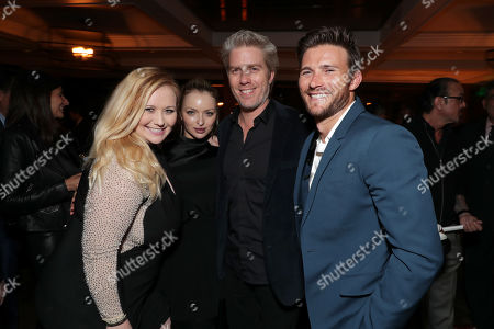 Stock Image of Kathryn Eastwood, Francesca Fisher-Eastwood, Kyle Eastwood, Scott Eastwood