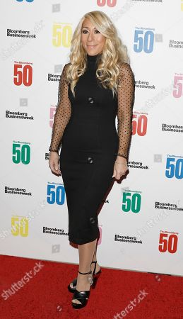 United States entrepreneur and television personality Lori Greiner attends 'The Bloomberg 50' Celebration at Cipriani in New York, New York, United StatesA, 10 December 2018.