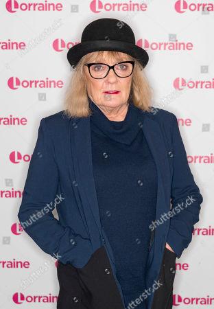 Editorial picture of 'Lorraine' TV show, London, UK - 11 Dec 2018