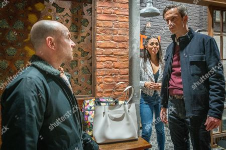Editorial picture of 'Coronation Street' TV Show UK  - 2019