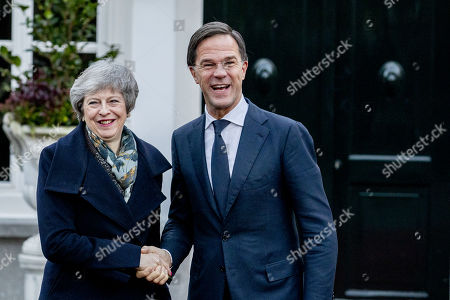 Prime Minister Theresa May visit to The Hague