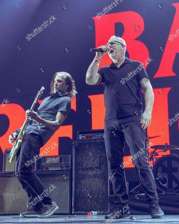 Bad Religion - Jay Bentley and Greg Graffin