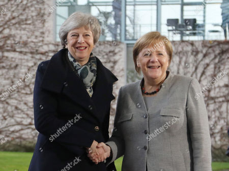 Prime Minister Theresa May visit to Berlin
