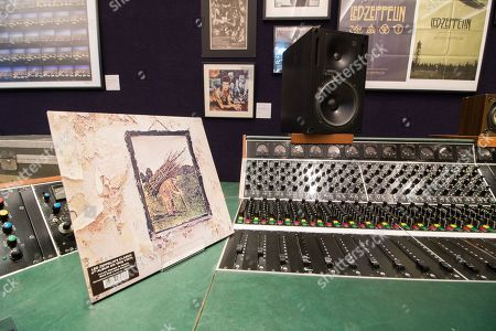 Unique Helios Centric Console used By  Rock Music Legends, Led Zeppelin, Bob Marley, David Bowie, Eric Clapton, George Harrison, Rolling Stones, Paul Weller, Jimi Hendrix and other celebrity users.