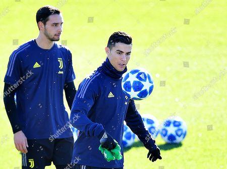 Juventus training, Turin