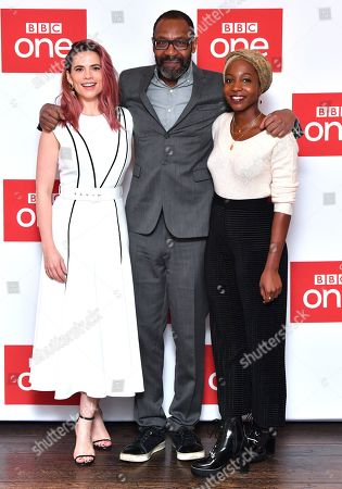 Editorial photo of 'The Long Song' BBC TV Show premiere, Soho Hotel, London, UK - 11 Dec 2018