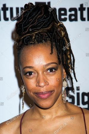Stock Photo of Cherise Boothe