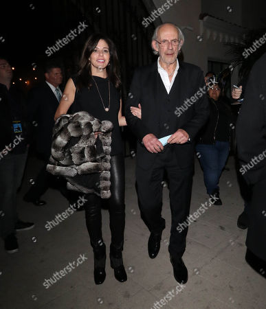 Christopher Lloyd and Jane Walker Wood