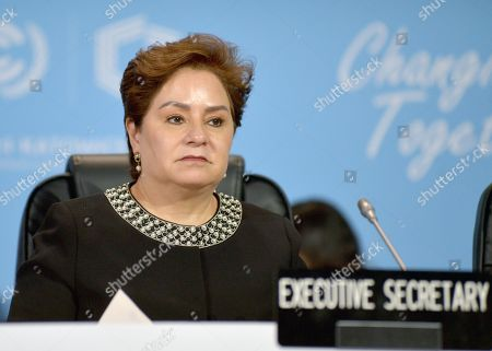 Patricia Espinosa, Executive Secretary of the Climate Change Secretariat