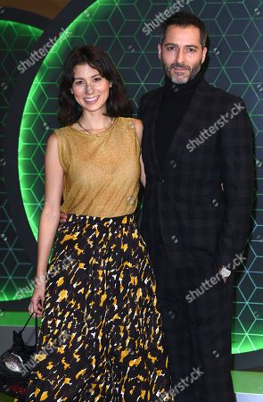 Jasmine Hemsley and husband Nick Hopper