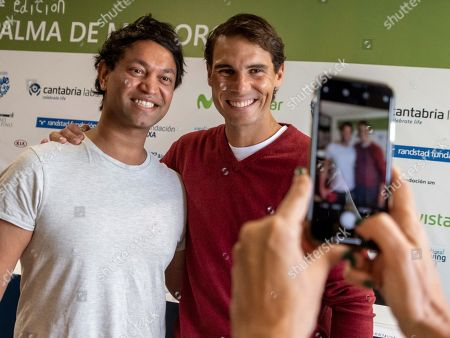 Editorial picture of Rafa Nadal chairs 'Lo que de verdad importa' Foundation conference in Manacor, Spain - 11 Dec 2018