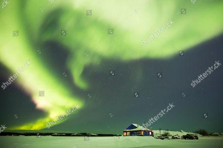 Northern Lights, Yellowknife