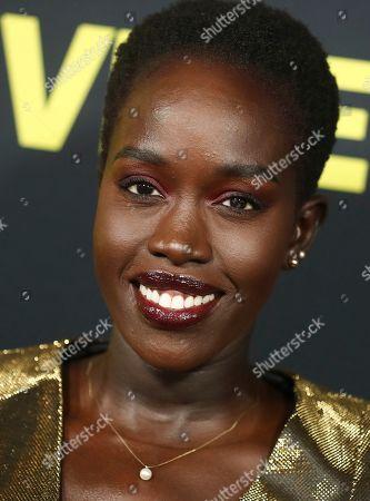 Editorial picture of 'Vice' film premiere, Arrivals, Los Angeles, USA - 11 Dec 2018