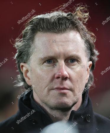 Former Liverpool player Steve McManaman