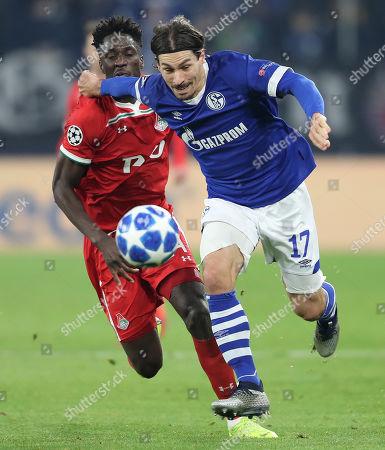 Schalke 04 v Lokomotiv Moscow