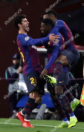 Barcelona v Tottenham Hotspur